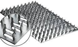 Пластина гвоздевая PSE 76х203 - фото 369453
