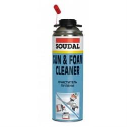 Очиститель пены PU FOAM Clener /500мл/ (12) Soudal 122716 - фото 369474